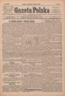 Gazeta Polska: codzienne pismo polsko-katolickie dla wszystkich stanów 1925.02.05 R.29 Nr28