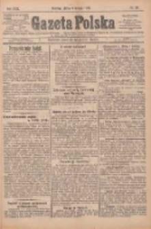 Gazeta Polska: codzienne pismo polsko-katolickie dla wszystkich stanów 1925.02.06 R.29 Nr29