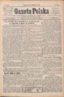 Gazeta Polska: codzienne pismo polsko-katolickie dla wszystkich stanów 1925.02.13 R.29 Nr35