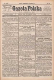 Gazeta Polska: codzienne pismo polsko-katolickie dla wszystkich stanów 1925.02.16 R.29 Nr37