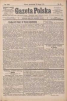 Gazeta Polska: codzienne pismo polsko-katolickie dla wszystkich stanów 1925.02.23 R.29 Nr43