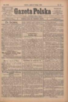 Gazeta Polska: codzienne pismo polsko-katolickie dla wszystkich stanów 1925.02.27 R.29 Nr47