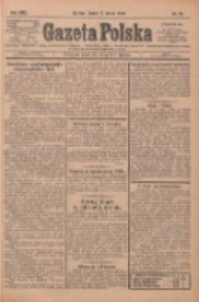Gazeta Polska: codzienne pismo polsko-katolickie dla wszystkich stanów 1925.03.13 R.29 Nr59