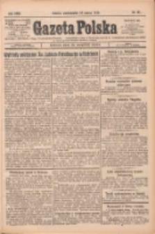 Gazeta Polska: codzienne pismo polsko-katolickie dla wszystkich stanów 1925.03.16 R.29 Nr61
