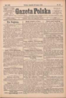 Gazeta Polska: codzienne pismo polsko-katolickie dla wszystkich stanów 1925.03.26 R.29 Nr70