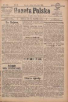 Gazeta Polska: codzienne pismo polsko-katolickie dla wszystkich stanów 1925.04.25 R.29 Nr95
