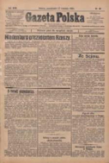 Gazeta Polska: codzienne pismo polsko-katolickie dla wszystkich stanów 1925.04.27 R.29 Nr96