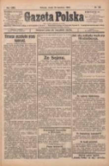 Gazeta Polska: codzienne pismo polsko-katolickie dla wszystkich stanów 1925.04.29 R.29 Nr98