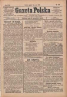 Gazeta Polska: codzienne pismo polsko-katolickie dla wszystkich stanów 1925.05.01 R.29 Nr100