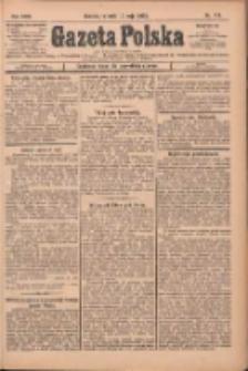 Gazeta Polska: codzienne pismo polsko-katolickie dla wszystkich stanów 1925.05.19 R.29 Nr115