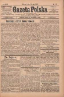 Gazeta Polska: codzienne pismo polsko-katolickie dla wszystkich stanów 1925.05.27 R.29 Nr121