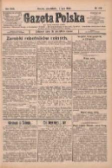 Gazeta Polska: codzienne pismo polsko-katolickie dla wszystkich stanów 1925.07.13 R.29 Nr158