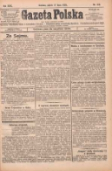 Gazeta Polska: codzienne pismo polsko-katolickie dla wszystkich stanów 1925.07.17 R.29 Nr162