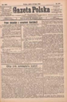 Gazeta Polska: codzienne pismo polsko-katolickie dla wszystkich stanów 1925.07.18 R.29 Nr163