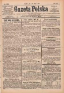 Gazeta Polska: codzienne pismo polsko-katolickie dla wszystkich stanów 1925.07.24 R.29 Nr168