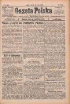 Gazeta Polska: codzienne pismo polsko-katolickie dla wszystkich stanów 1925.07.25 R.29 Nr169