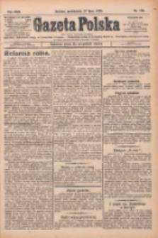 Gazeta Polska: codzienne pismo polsko-katolickie dla wszystkich stanów 1925.07.27 R.29 Nr170