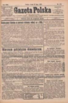 Gazeta Polska: codzienne pismo polsko-katolickie dla wszystkich stanów 1925.07.29 R.29 Nr172
