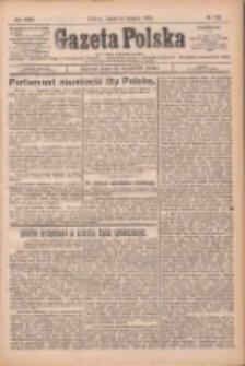 Gazeta Polska: codzienne pismo polsko-katolickie dla wszystkich stanów 1925.08.08 R.29 Nr181