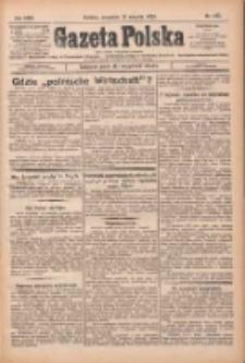 Gazeta Polska: codzienne pismo polsko-katolickie dla wszystkich stanów 1925.08.13 R.29 Nr185