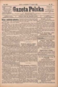 Gazeta Polska: codzienne pismo polsko-katolickie dla wszystkich stanów 1925.08.17 R.29 Nr187