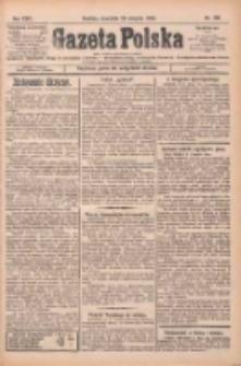 Gazeta Polska: codzienne pismo polsko-katolickie dla wszystkich stanów 1925.08.20 R.29 Nr190
