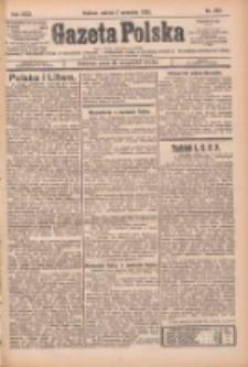 Gazeta Polska: codzienne pismo polsko-katolickie dla wszystkich stanów 1925.09.05 R.29 Nr204