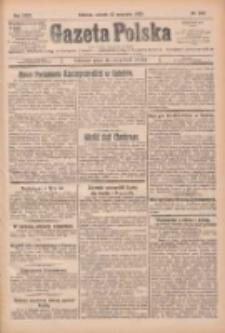 Gazeta Polska: codzienne pismo polsko-katolickie dla wszystkich stanów 1925.09.15 R.29 Nr212