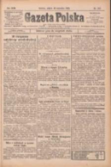 Gazeta Polska: codzienne pismo polsko-katolickie dla wszystkich stanów 1925.09.18 R.29 Nr215