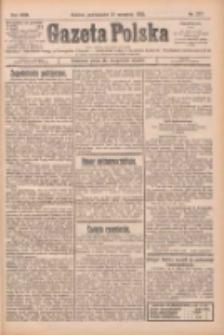 Gazeta Polska: codzienne pismo polsko-katolickie dla wszystkich stanów 1925.09.21 R.29 Nr217