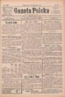 Gazeta Polska: codzienne pismo polsko-katolickie dla wszystkich stanów 1925.09.25 R.29 Nr221
