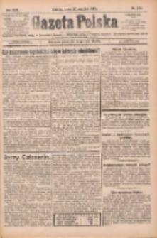 Gazeta Polska: codzienne pismo polsko-katolickie dla wszystkich stanów 1925.09.30 R.29 Nr225