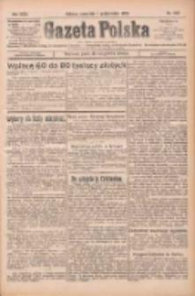 Gazeta Polska: codzienne pismo polsko-katolickie dla wszystkich stanów 1925.10.01 R.29 Nr226