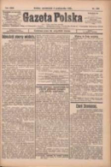 Gazeta Polska: codzienne pismo polsko-katolickie dla wszystkich stanów 1925.10.05 R.29 Nr229