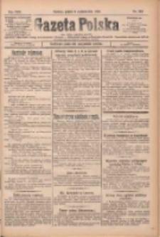 Gazeta Polska: codzienne pismo polsko-katolickie dla wszystkich stanów 1925.10.09 R.29 Nr233