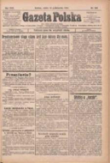 Gazeta Polska: codzienne pismo polsko-katolickie dla wszystkich stanów 1925.10.10 R.29 Nr234
