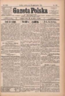 Gazeta Polska: codzienne pismo polsko-katolickie dla wszystkich stanów 1925.10.12 R.29 Nr235