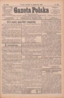 Gazeta Polska: codzienne pismo polsko-katolickie dla wszystkich stanów 1925.10.15 R.29 Nr238