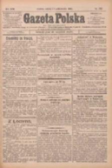 Gazeta Polska: codzienne pismo polsko-katolickie dla wszystkich stanów 1925.10.17 R.29 Nr240