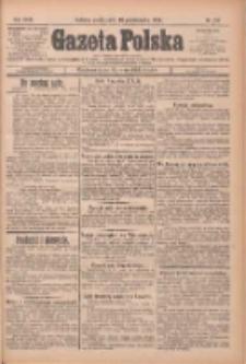 Gazeta Polska: codzienne pismo polsko-katolickie dla wszystkich stanów 1925.10.19 R.29 Nr241