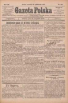 Gazeta Polska: codzienne pismo polsko-katolickie dla wszystkich stanów 1925.10.22 R.29 Nr244