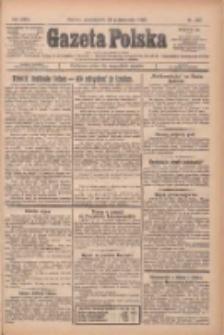 Gazeta Polska: codzienne pismo polsko-katolickie dla wszystkich stanów 1925.10.26 R.29 Nr247