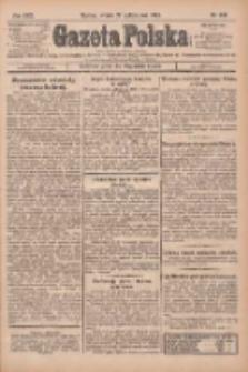 Gazeta Polska: codzienne pismo polsko-katolickie dla wszystkich stanów 1925.10.27 R.29 Nr248