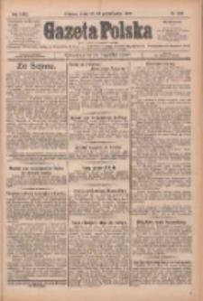 Gazeta Polska: codzienne pismo polsko-katolickie dla wszystkich stanów 1925.10.29 R.29 Nr250