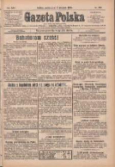 Gazeta Polska: codzienne pismo polsko-katolickie dla wszystkich stanów 1925.11.02 R.29 Nr253