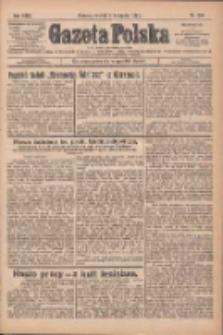 Gazeta Polska: codzienne pismo polsko-katolickie dla wszystkich stanów 1925.11.03 R.29 Nr254