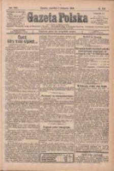 Gazeta Polska: codzienne pismo polsko-katolickie dla wszystkich stanów 1925.11.05 R.29 Nr256