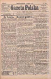 Gazeta Polska: codzienne pismo polsko-katolickie dla wszystkich stanów 1925.11.09 R.29 Nr259