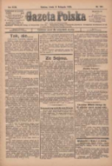 Gazeta Polska: codzienne pismo polsko-katolickie dla wszystkich stanów 1925.11.11 R.29 Nr261