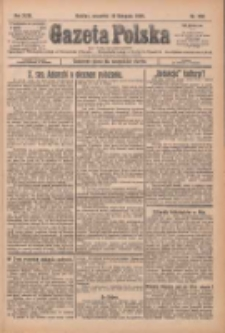 Gazeta Polska: codzienne pismo polsko-katolickie dla wszystkich stanów 1925.11.12 R.29 Nr262